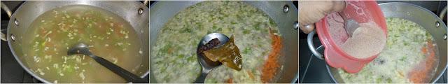 Ragi Soup