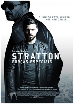 baixar capa Stratton: Forças Especiais   Dual Áudio Dublado