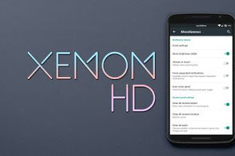 """Official rom xeonHD untuk samsung grand prime """"stable"""""""