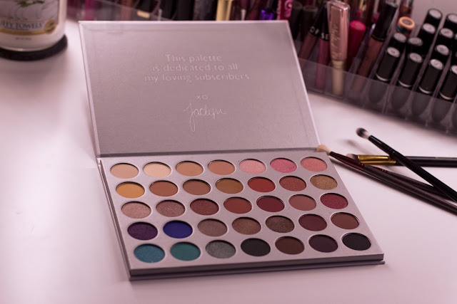 Make-up, Jacyln Hill x Morphe Palette, Morphe, Jaclyn Hill