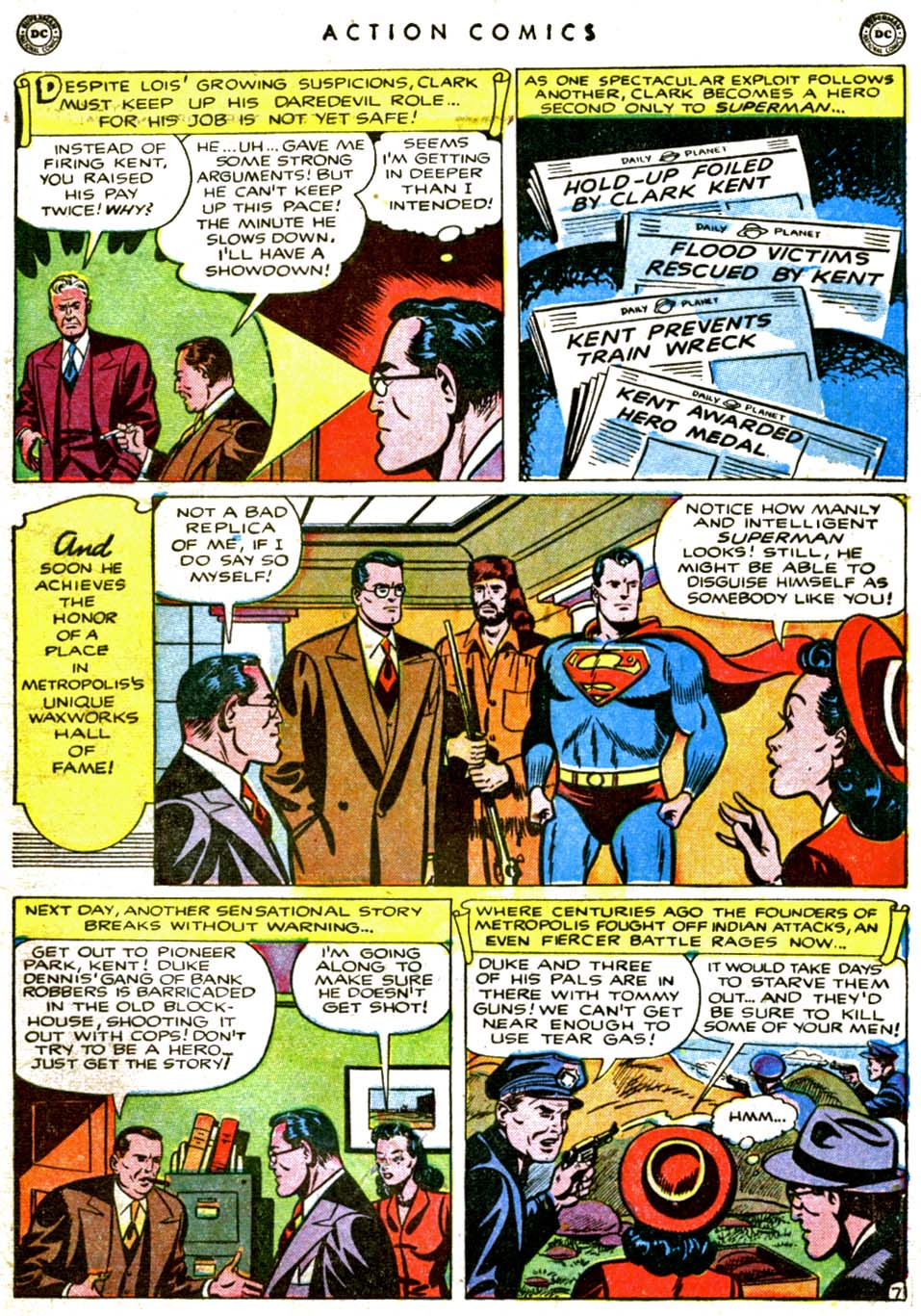 Action Comics (1938) 139 Page 8