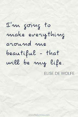 best life quotes by elise de wolfe
