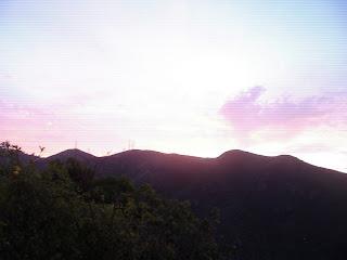Junquito, en donde  se ve bello amanecer y atardecer