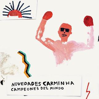 Reseña Novedades Carminha Campeones del mundo