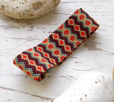 купить браслет из бисера россия анабель анна белоус