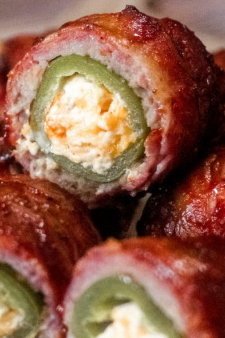 Bacon Wrapped Armadillo Eggs Recipe