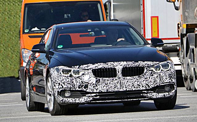 2018 BMW 4 Series Coupe Facelift (LCI)
