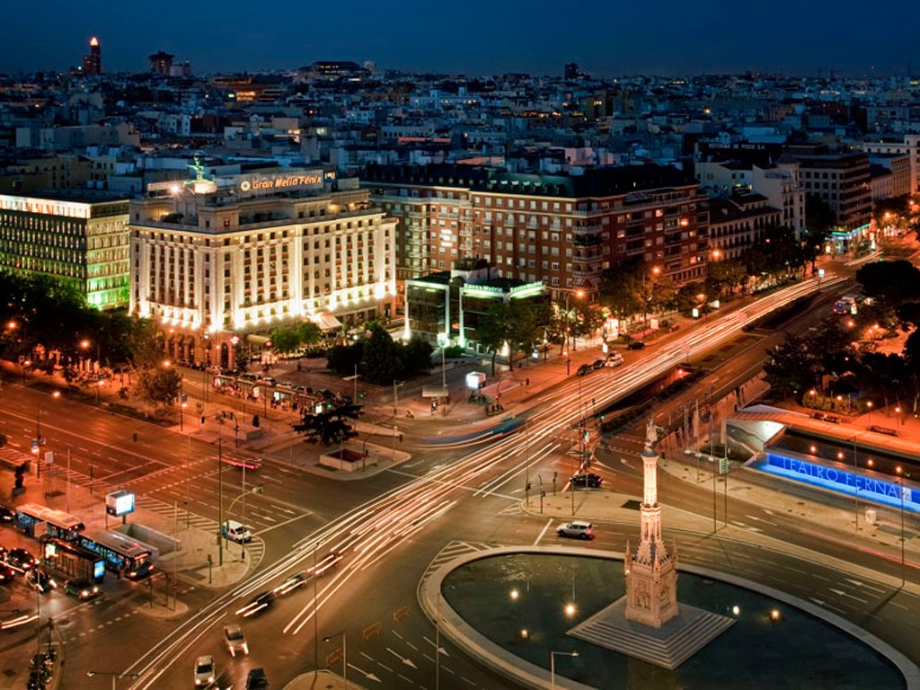 Madrid City | Capital Of Spain | World For Travel