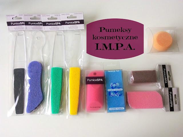 Recenzja: Pumeksy kosmetyczne | I.M.P.A.