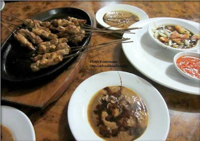 Rumah Makan Rindu Alam | Wisata Kuliner Indonesia
