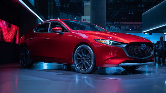 All-new Mazda3 debuts at LA Auto Show