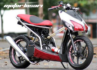 Kumpulan Modifikasi Honda Vario