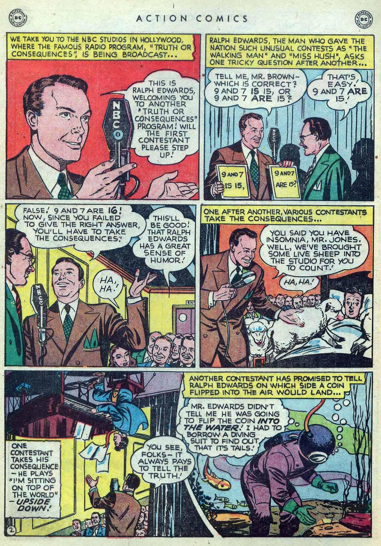 Action Comics (1938) 127 Page 3