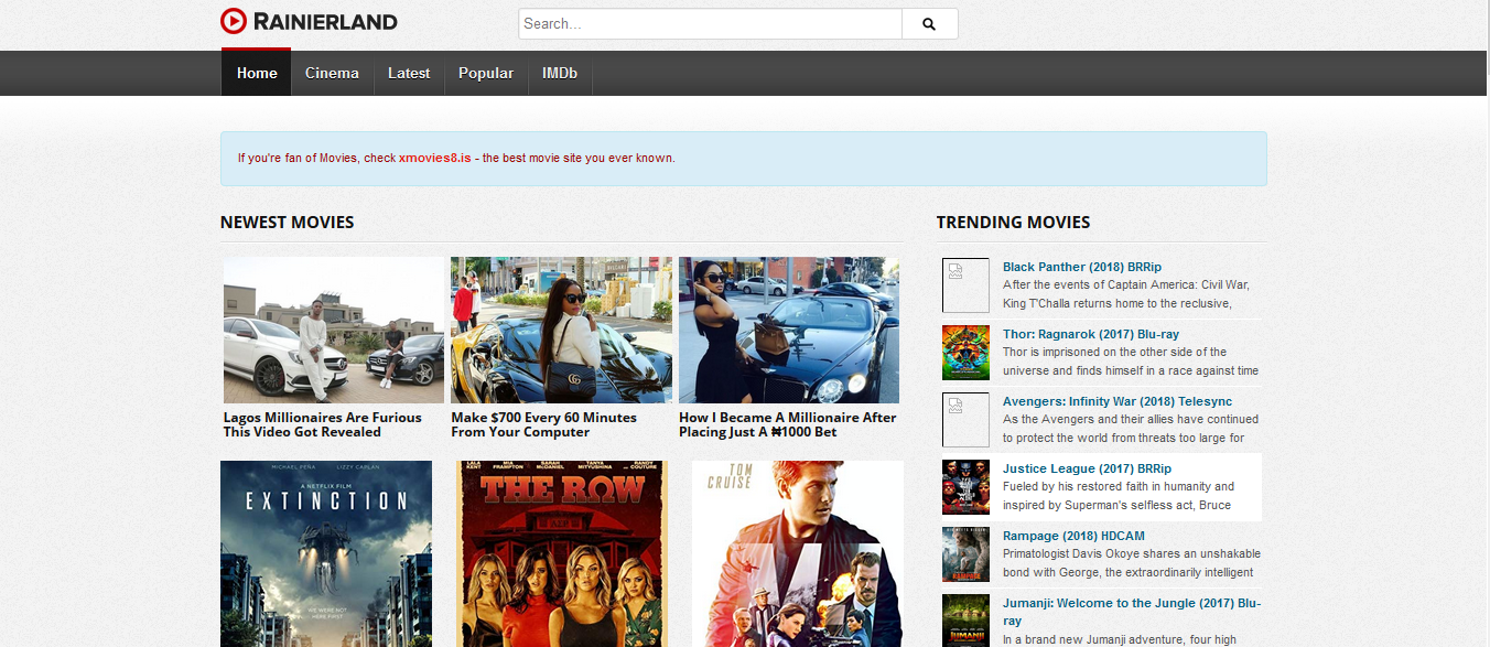 Best Websites To Watch Free HD Movies And TV Series Online For PC ...