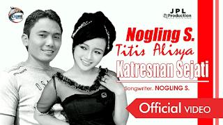Lirik Lagu Nogling S. feat Titis Alisya - Katresnan Sejati