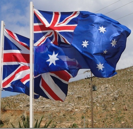 australia and britain relationship 19140