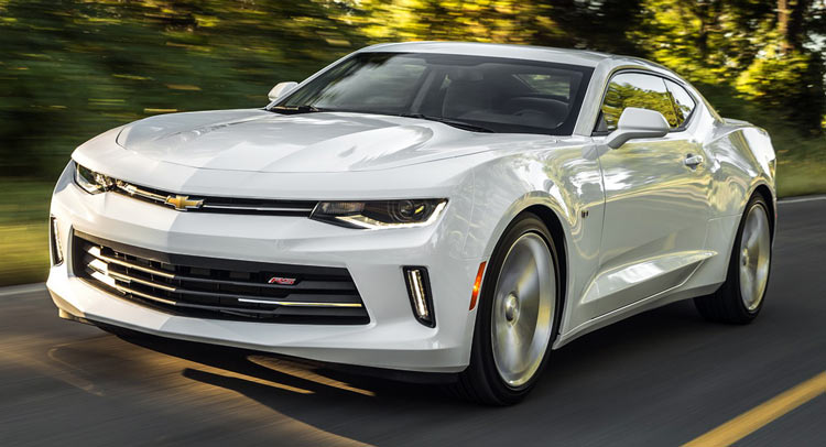 new car release 2016 ukNew Chevy Camaro Priced From 32500 In The UK Only 18 Cars