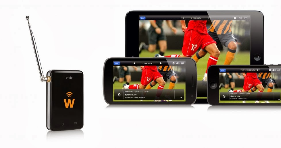 Eyetv stream android to tv