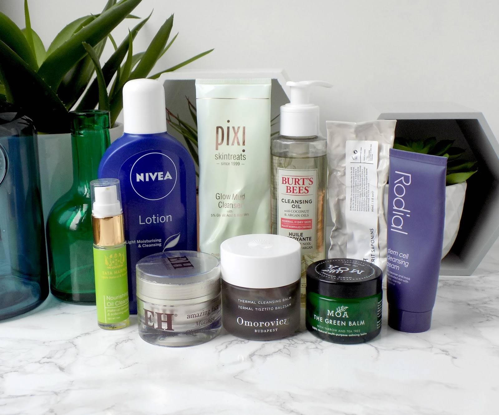 current cleansers