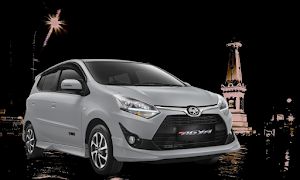 Sewa Mobil Toyota Agya Jogja