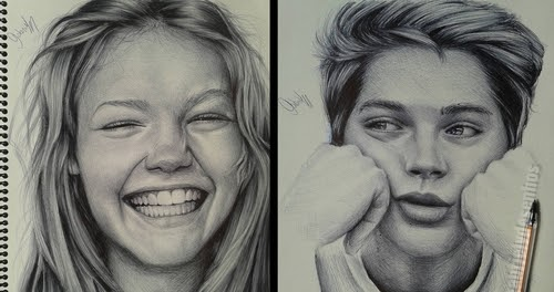 00-Gabriel-Vinícius-Black-and-White-Realistic-Ballpoint-Pen-Drawings-www-designstack-co