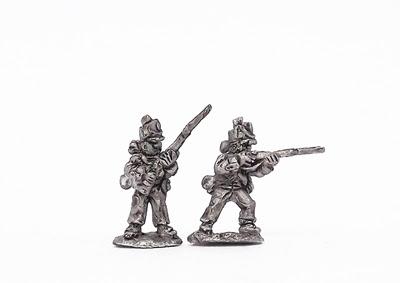 NDB6   Belgian line infantry, firing line