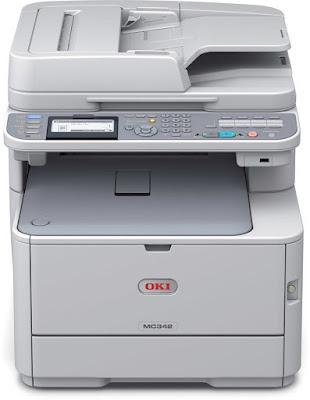 OKI MC342DNW Printer Driver Download