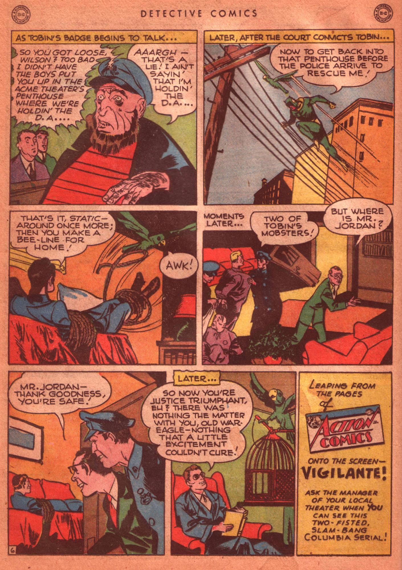 Read online Detective Comics (1937) comic -  Issue #125 - 22