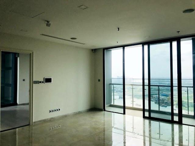 Bán căn hộ Vinhomes quận 1 tại cảng Ba Son 3 phòng ngủ nội thất cơ bản