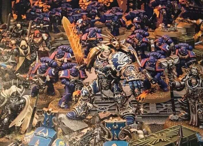 WargamerAU Forums > GULLIMAN, CYPHER, GREY KNIGHT GUY BOOK 3