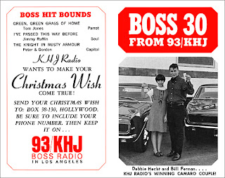 KHJ Boss 30 No. 76 - Camaro Couple winners