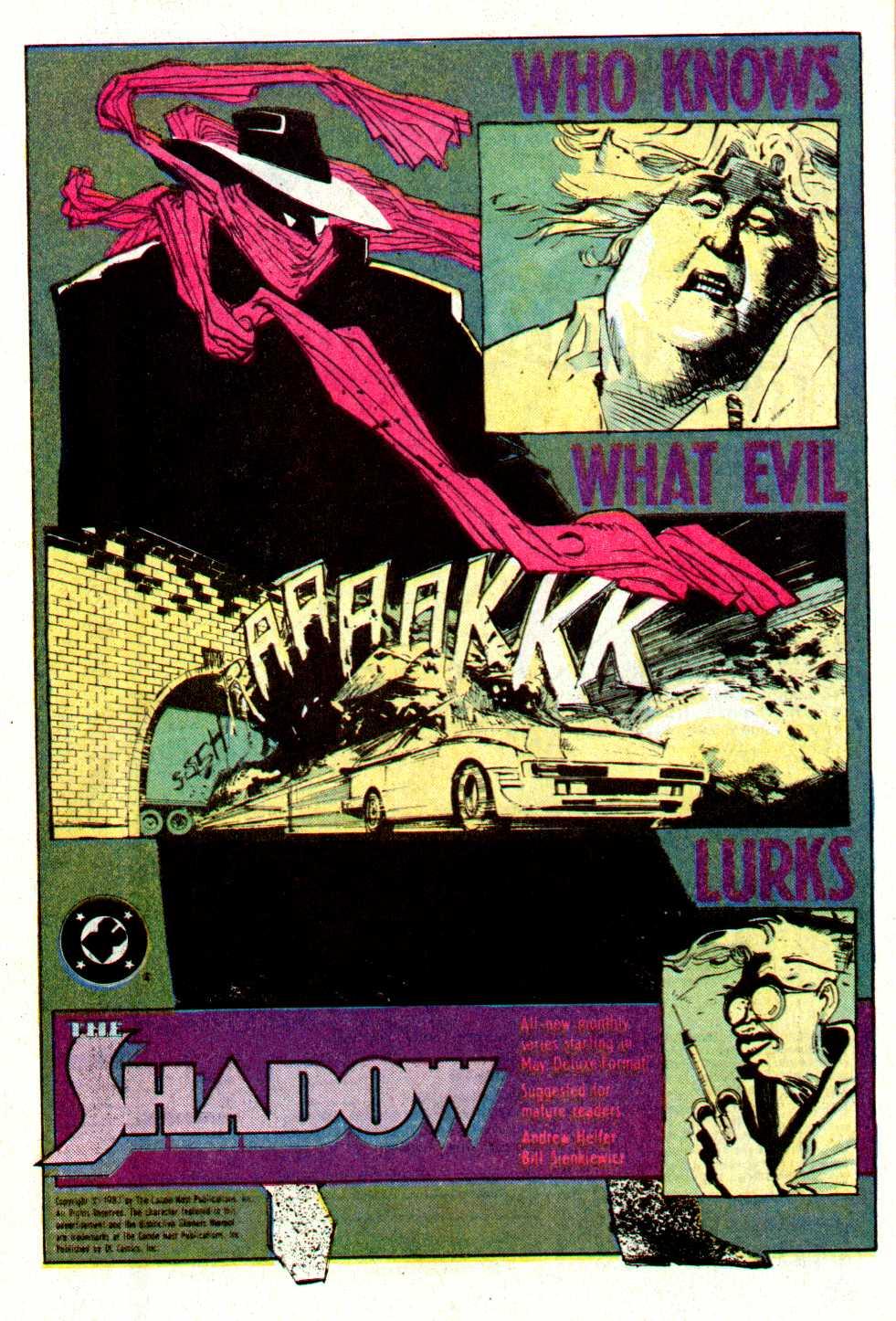 Read online Secret Origins (1986) comic -  Issue #16 - 6