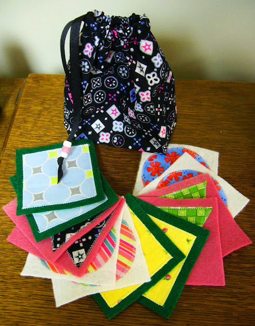 Memory games to craft and donate for OCC shoebox fillers.