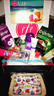 FabFitFun Summer 2014 Summer Subscription Box