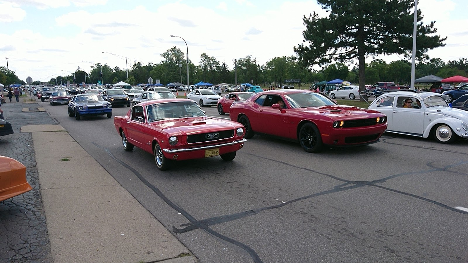 Woodward Dream Cruise with eBay Motors - TheGentlemanRacer.com