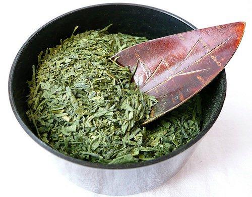 Smoothie de pêche et thé vert pour la perte de poids