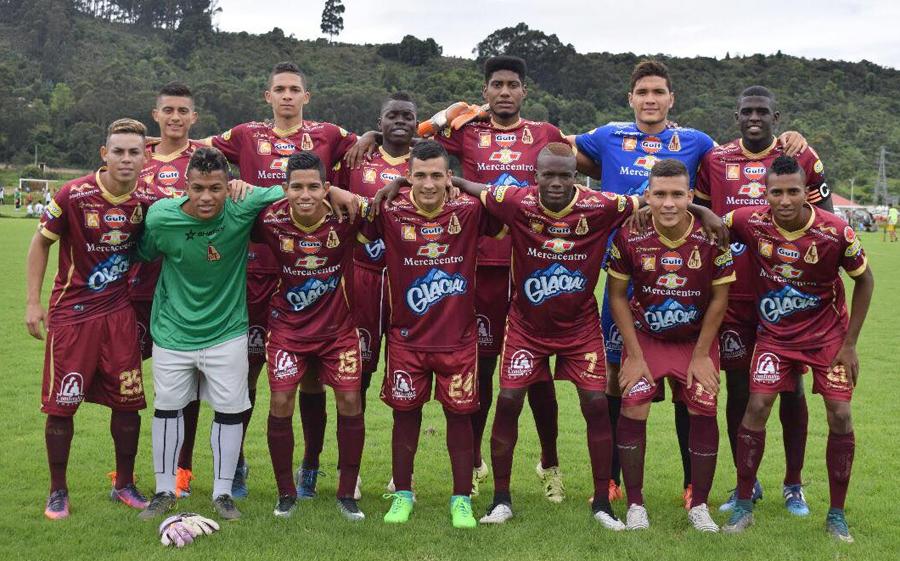 Deportes Tolima Goleo A Bogota Y Sigue Vivo En La Supercopa Juvenil Fcf