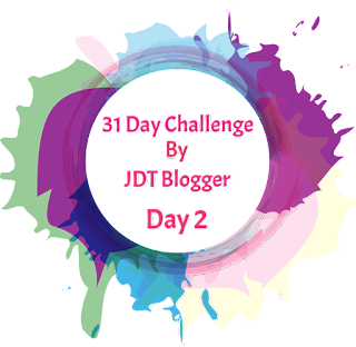 31 Day Challenge By JDT Blogger | Day 2 - Gambar setahun yang lalu