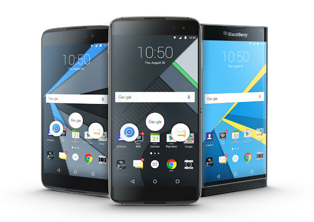 Blackberry Announced Android Powered Mobile DTEK60 [ Price And Specificaitons]