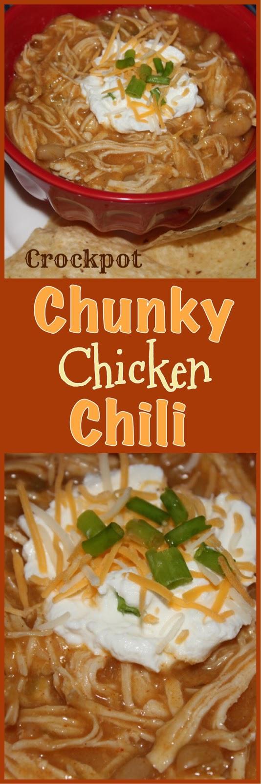 White Chicken Chili Crockpot Recipes Northern Beans
