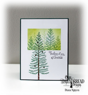 Our Daily Bread Designs Stamp Set: Joys of the Season