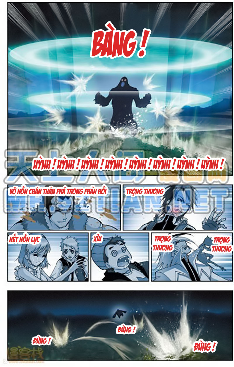 Đấu La Đại Lục Chap 27 - Truyen.Chap.VN