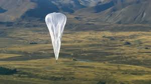 Google's Loon brings internet-by-balloon to Kenya