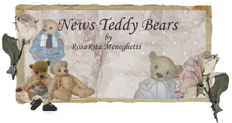 NEWS TEDDY BEARS