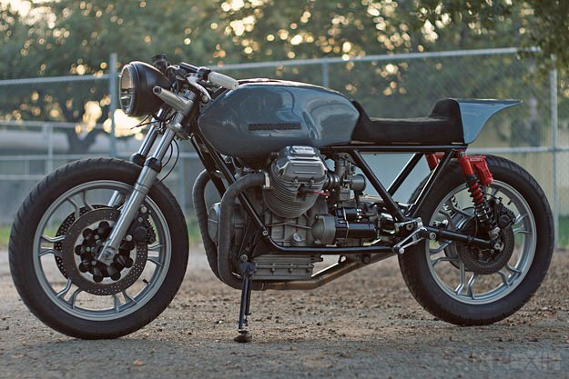 Moto Guzzi Le Mans Specification