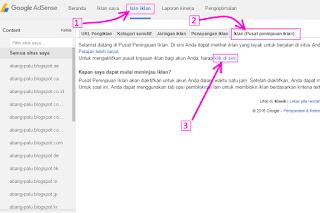 cara memblokir iklan adsense di blog