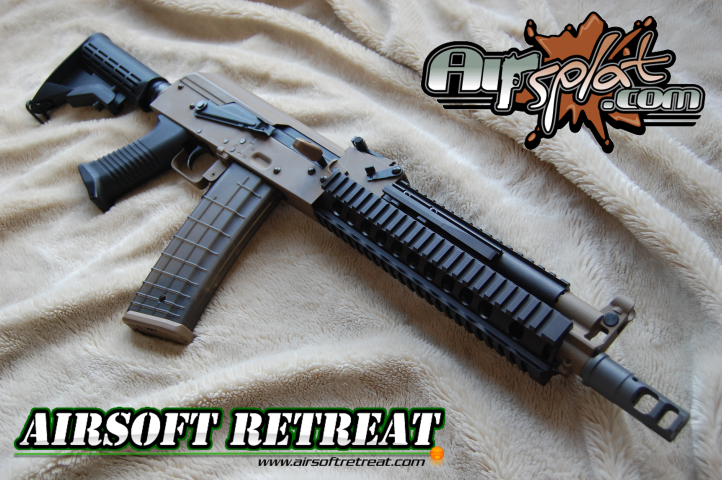JG Tactical AK47 MAG-K (6833) AEG | Booligan's Airsoft Reviews