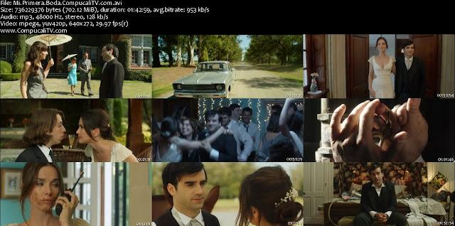 Mi Primera Boda Descargar DVDRip Español Latino 1 Link Ver Online