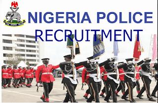 2018 Police recruitment