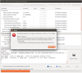 Jetpack在PC或者虚拟机上详细安装步骤及遇到的问题